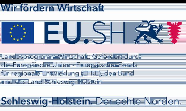 EU.SH gefördert durch die EU